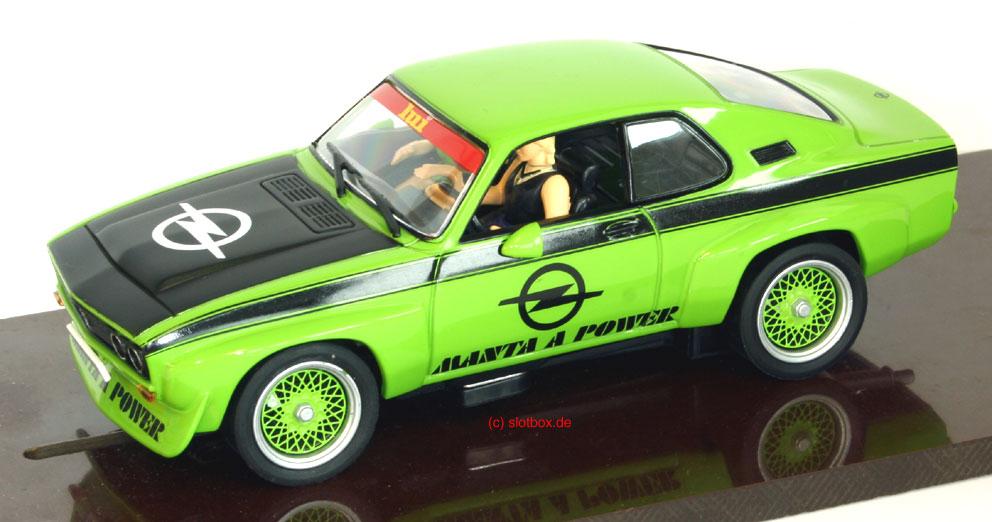 Opel Manta Tuner