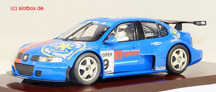 Seat Toledo GT blau 9 von SCX