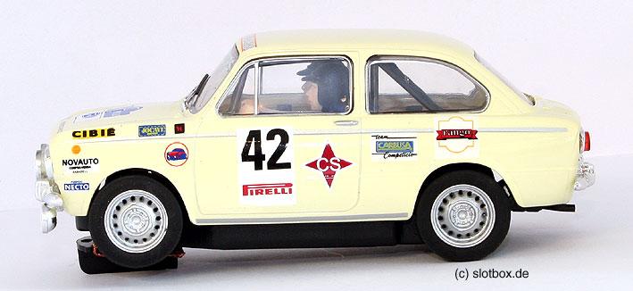 Seat Fiat 850 beige 42