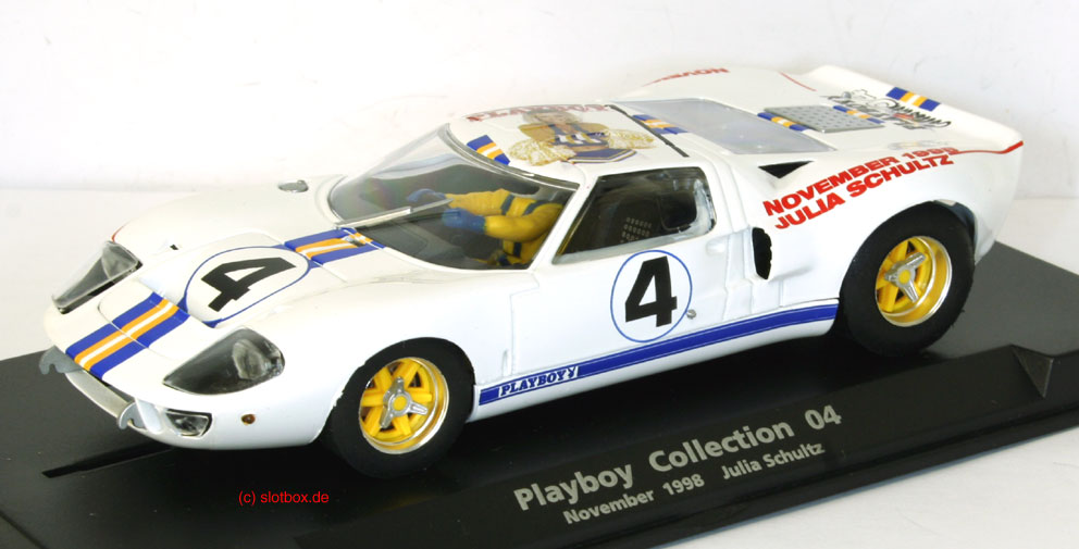 Playboy Edition 04 Ford GT40 von Fly