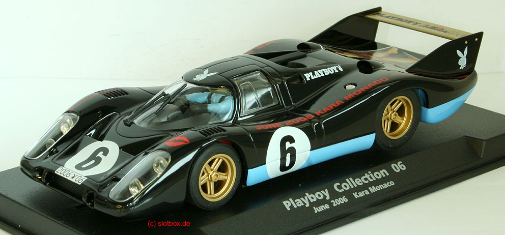 Playboy Edition 06 Porsche 917 von Fly