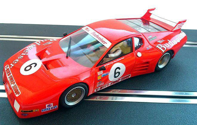 Ferrari 512 bb Slot Wings 019088w50101